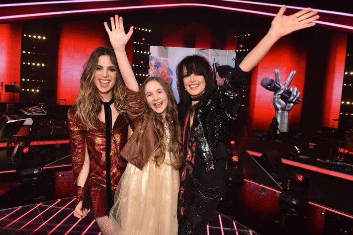 So Viele Zuschauer Wie Nie Das Finale Von The Voice Kids Legt